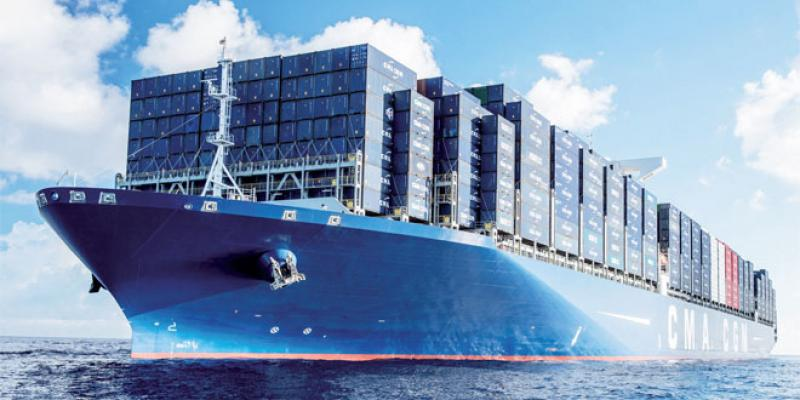 Le prix du fret maritime s'envole