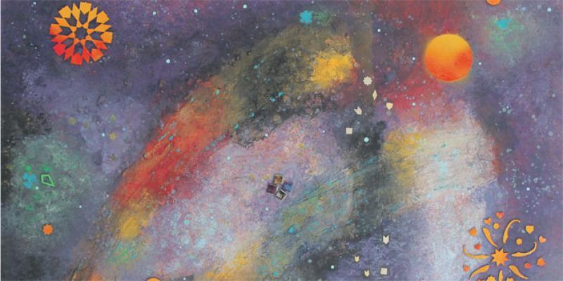 Exposition: L'univers galactique de Hachimi