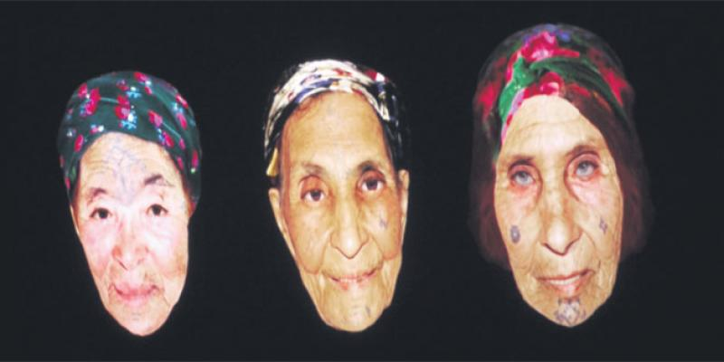 Marrakech fait l'éloge de la «femme gravée»