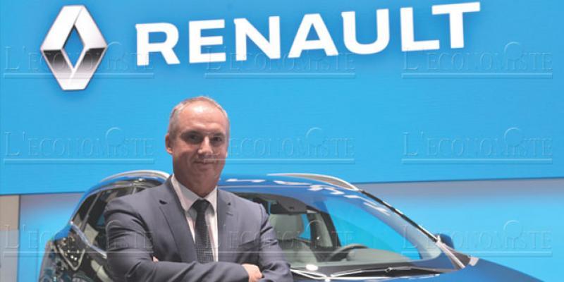 Renault trace ses priorités pour le Maroc