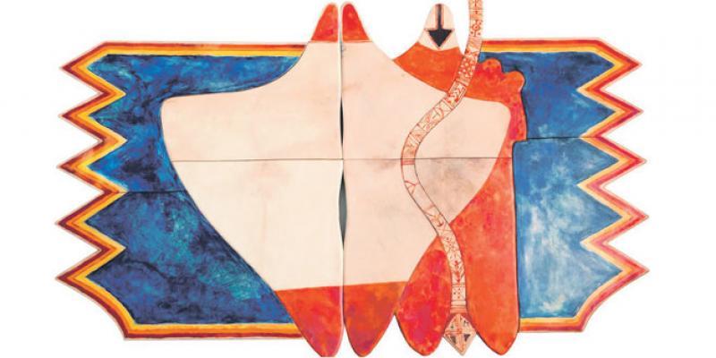 Art & Culture Week-End: Farid Belkahia à Beaubourg