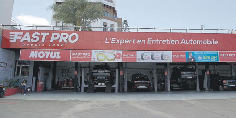 Entretien automobile: Fast Pro se lance à son propre compte