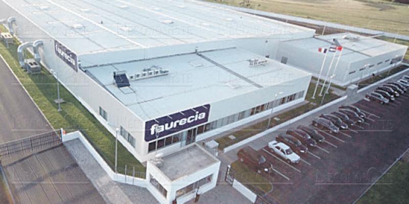 Faurecia confirme son leadership à l'international