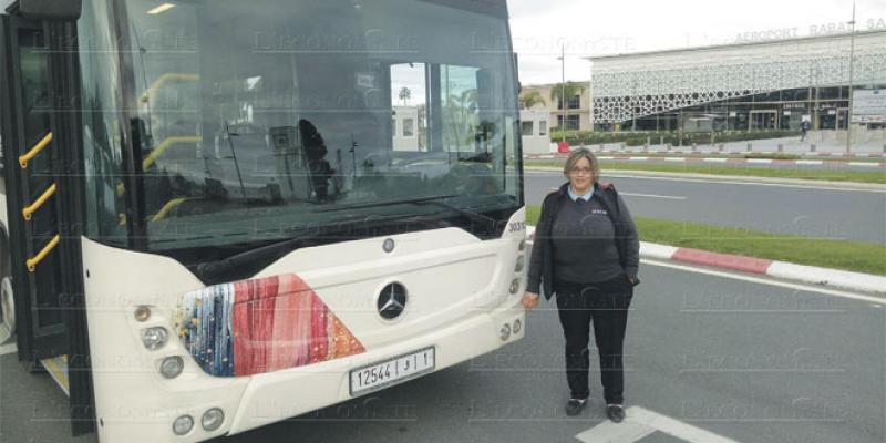 Rabat: Des femmes chauffeurs pour les bus de l'aéroport
