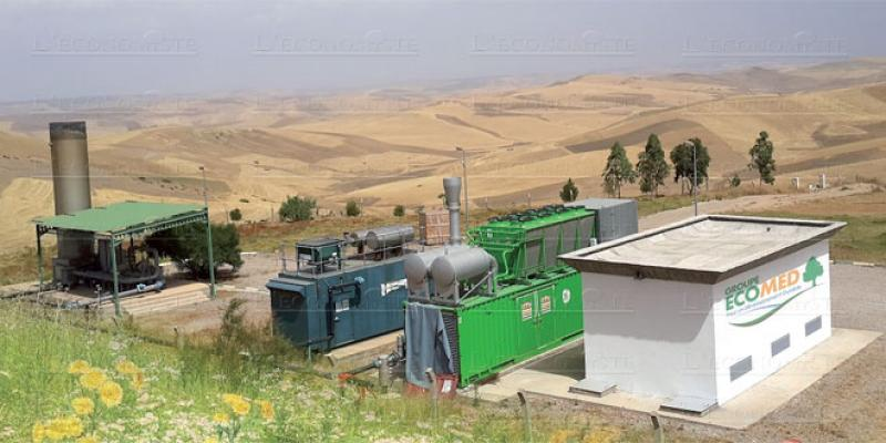 Fès: La centrale bioélectrique bientôt opérationnelle