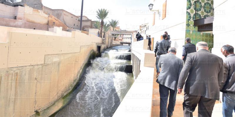 Fès veut se protéger contre les inondations