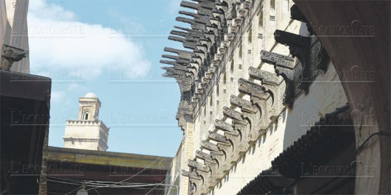 Médina de Fès: La restauration continue à coups de milliards