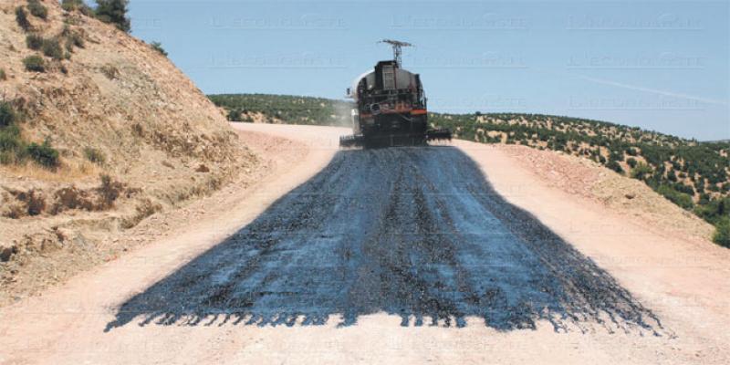 Fès-Meknès: 300 millions de DH pour les routes rurales