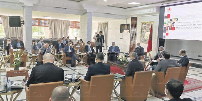 Fès-Meknès/Entrepreneuriat : Les autorités mobilisées pour la relance «d'Intilaka»