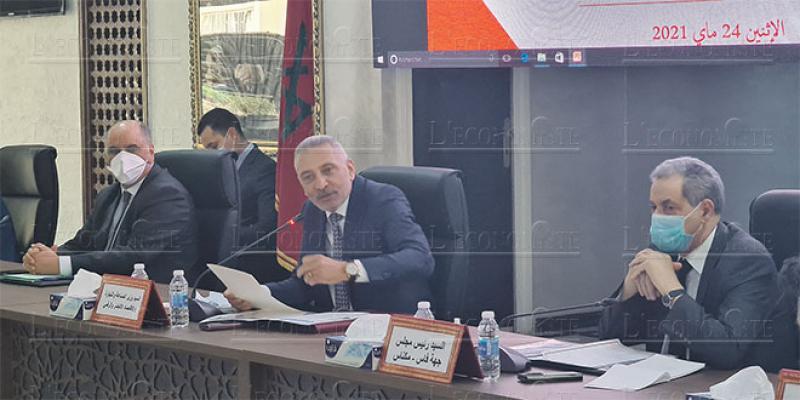 Fès-Meknès: MHE signe la feuille de route de l'Industrie