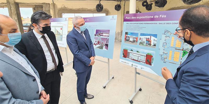 Fès: Le parc d'exposition international livré en juin
