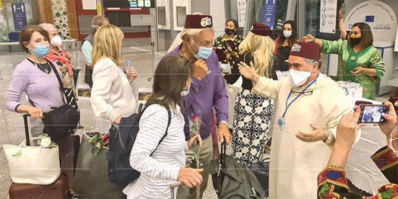 Fès: Les premiers touristes sont de retour