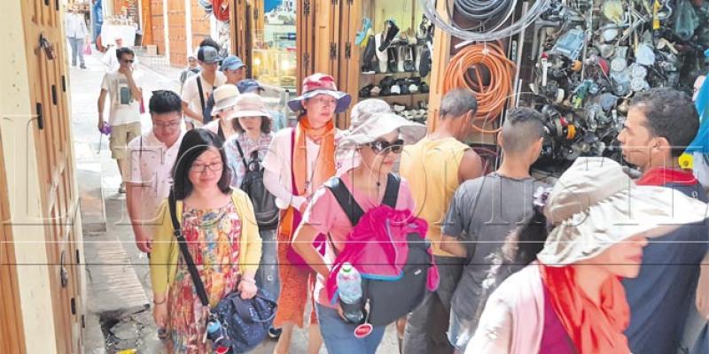 Déjà 4 millions de touristes à fin mai
