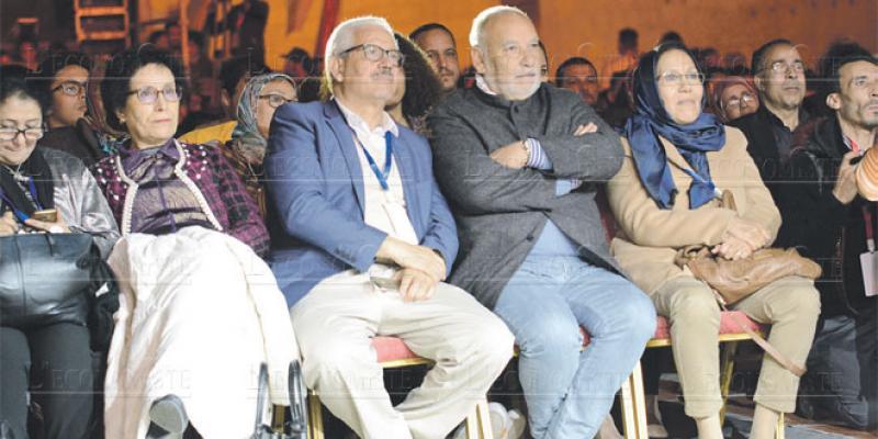 Les moments forts du festival amazigh