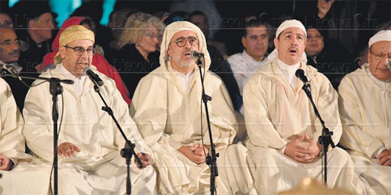 Festival de Fès de la culture soufie: «Un voyage sur les hauts-lieux du soufisme»