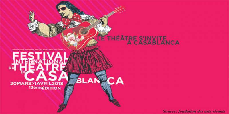 Théâtre: Casablanca sur les traces d'Avignon
