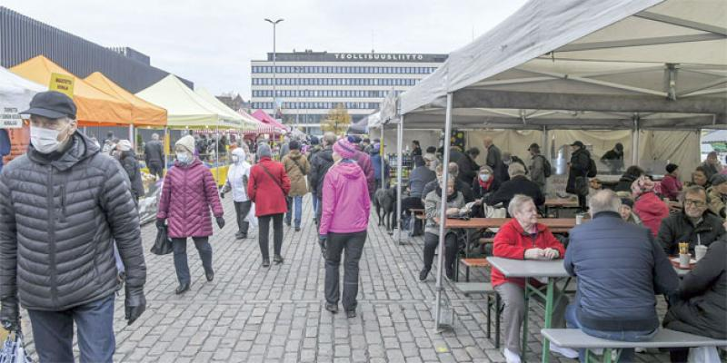 Le discret succès de la Finlande