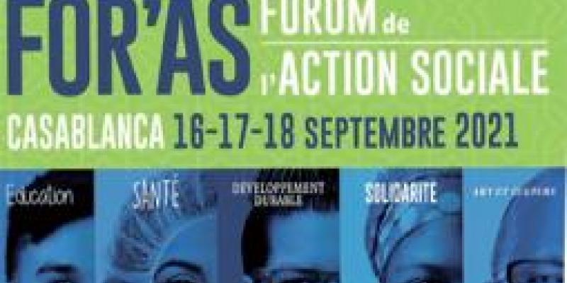 Le premier Forum du social au Maroc