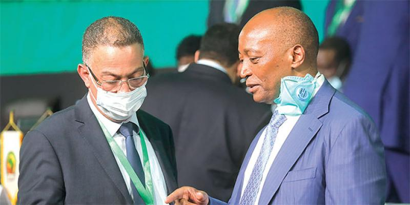 Football africain: Lakjaâ pilote un plan Marshall de 1 milliard de dollars