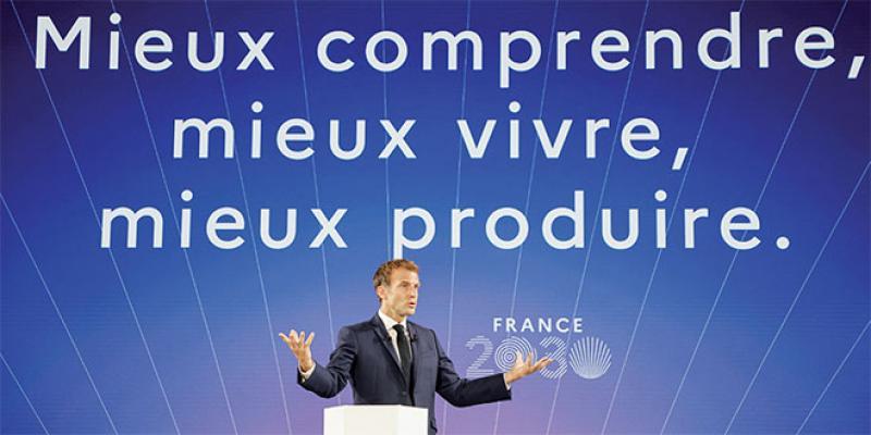 France 2030: Le détail du plan d'investissement pour l'avenir