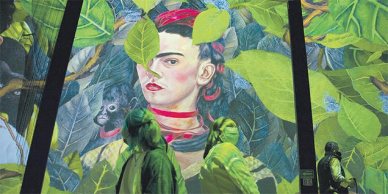 Frida Kahlo «revit» à Mexico