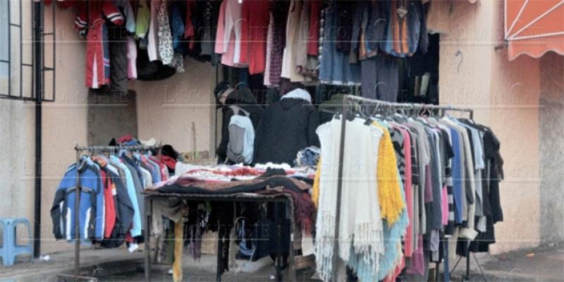Les importations de friperie bousculent les textiliens