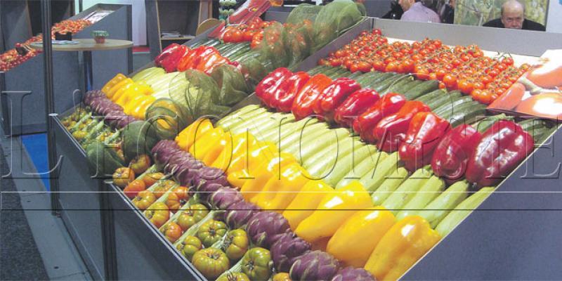 Fruits et légumes: Une manifestation pour booster l'agriculture moderne