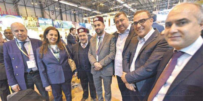 Fitur/Tourisme: Le Maroc à l'assaut des nouveaux marchés