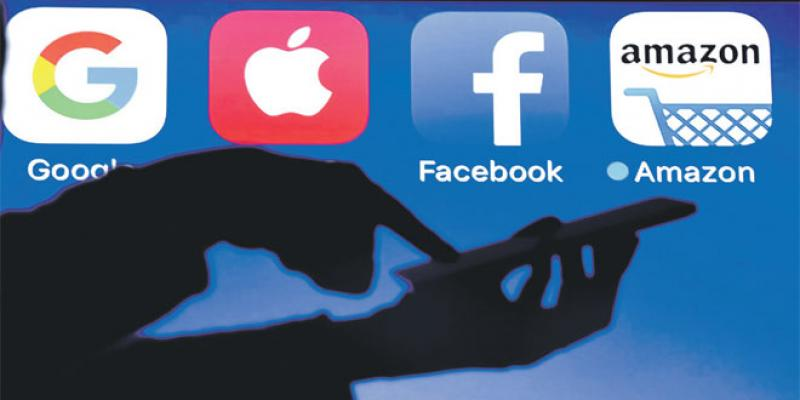 Facebook, Google, Apple... : Attention, les Gafam vous pistent!