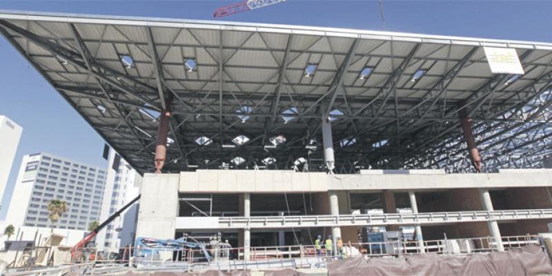 Les nouvelles gares LGV en cours de construction