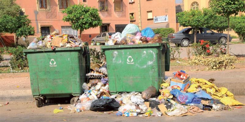 Marrakech/Marrakech/Gestion des ordures: La commune Méchouar change de délégataire La commune Méchouar change de délégataire