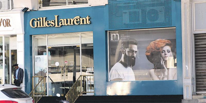 Un coiffeur de stars à Casablanca