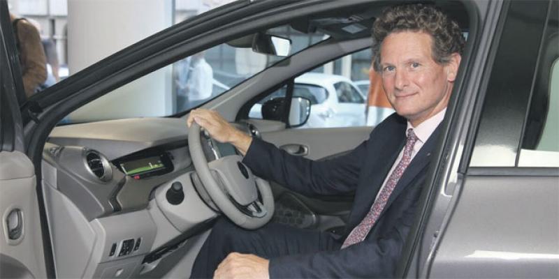 Voitures électriques: Renault multiplie les segments d'ici 2022