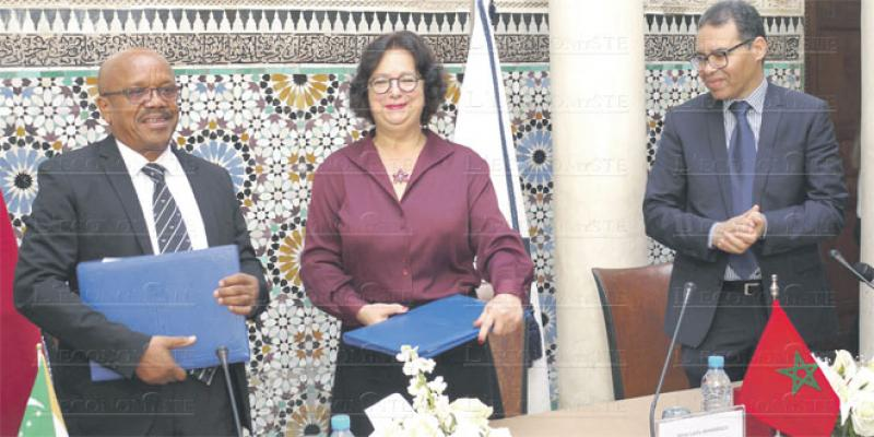 Audiovisuel: Le Maroc et les Comores sur la même «longueur d'onde»