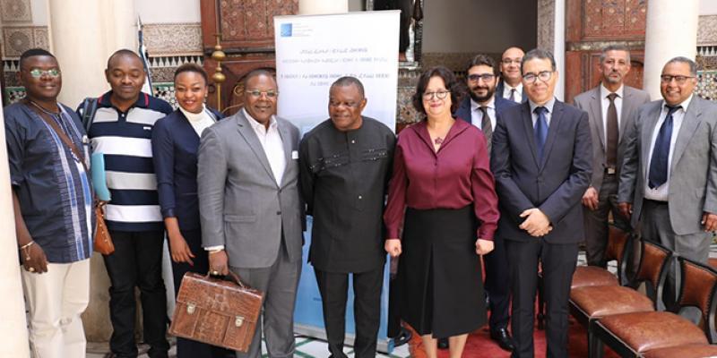 La HACA collabore avec son homologue camerounais