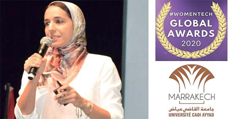 Marrakech Nouvelles distinctions pour Cadi Ayyad