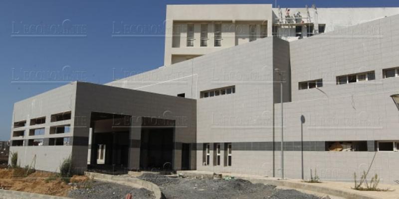 Construction des hôpitaux: Enormes retards