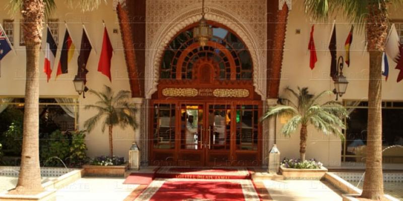 Hôtellerie: Les joyaux de luxe restent marocains