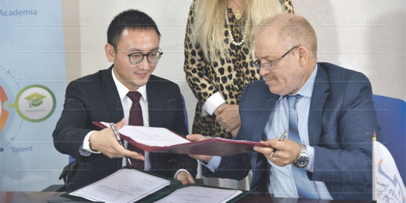 Meknès: Huawei s'allie avec l'Université Mly Ismaïl