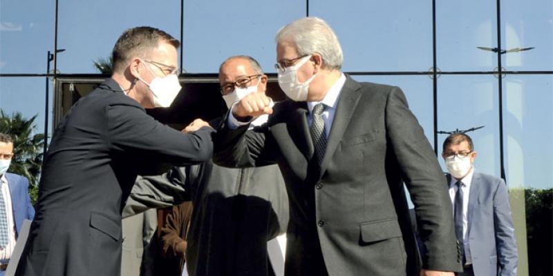 Reprise post-Covid: IFC accompagne Marrakech/Safi
