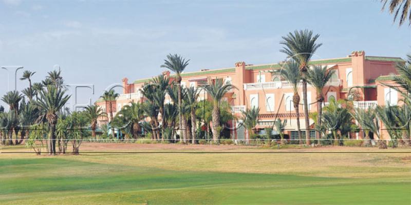 Immobilier/L'immobilier sur golf se multiplie à Marrakech