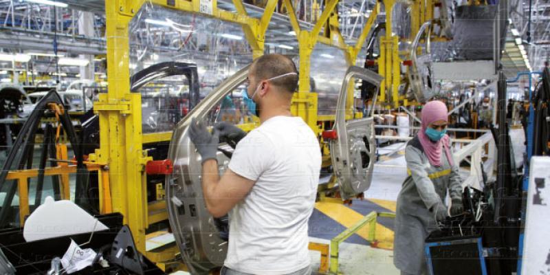 Covid: Des foyers industriels toujours actifs