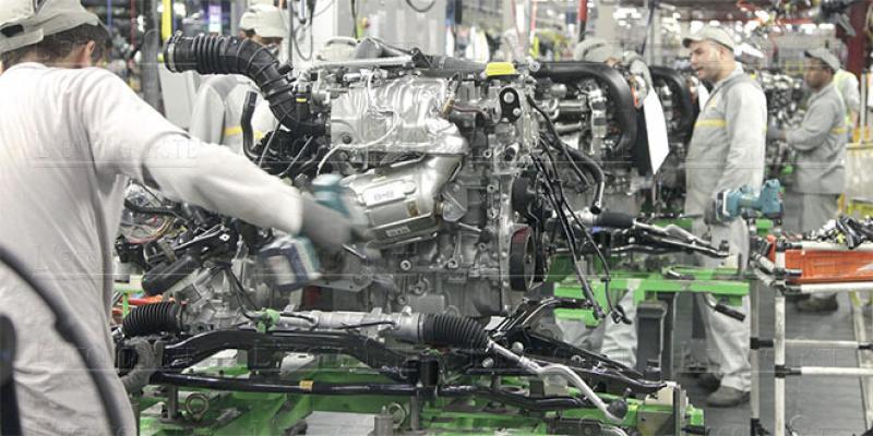 Industrie automobile: Le palmarès des pays constructeurs en Europe