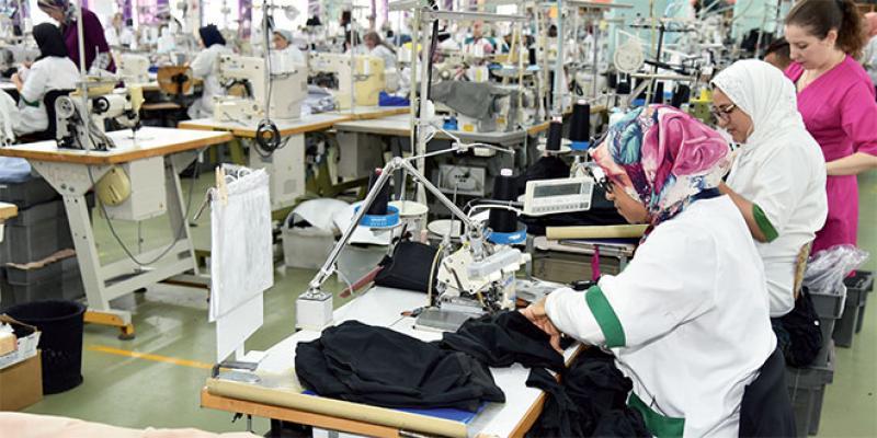 Dossier Fès - Comment faire revivre l'industrie textile