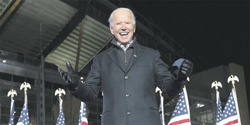 Investiture USA: Let's Go Joe Biden