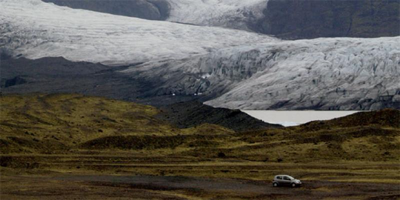 En 20 ans, les glaciers islandais ont reculé de 750 km2
