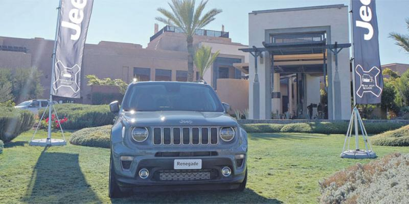 Fiat Chrysler Automobiles Morocco: Le Renegade, le modèle de tous les records pour Jeep