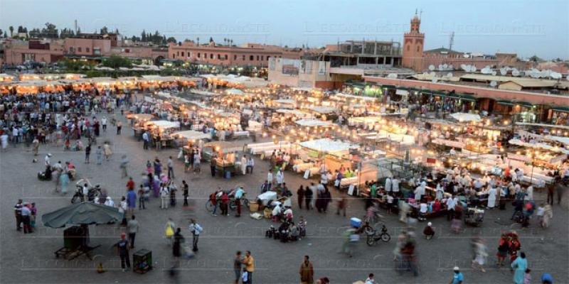 Marrakech: Arnaque à Jemaa El Fna