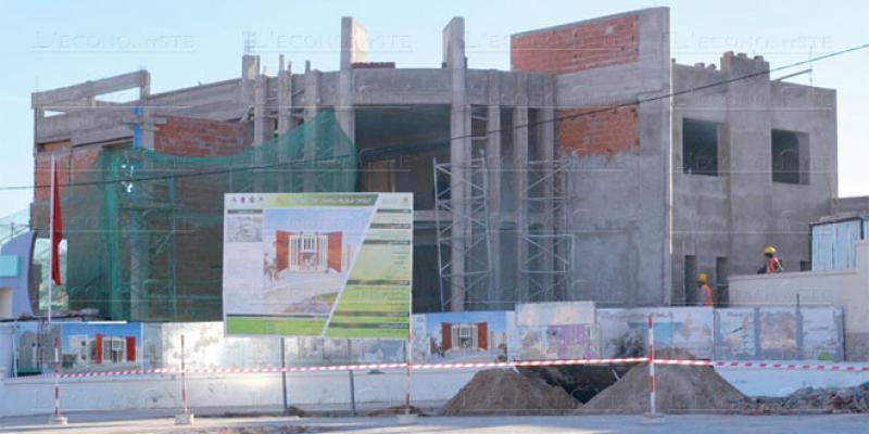Jerada: Nouveaux projets scolaires en cours de réalisation