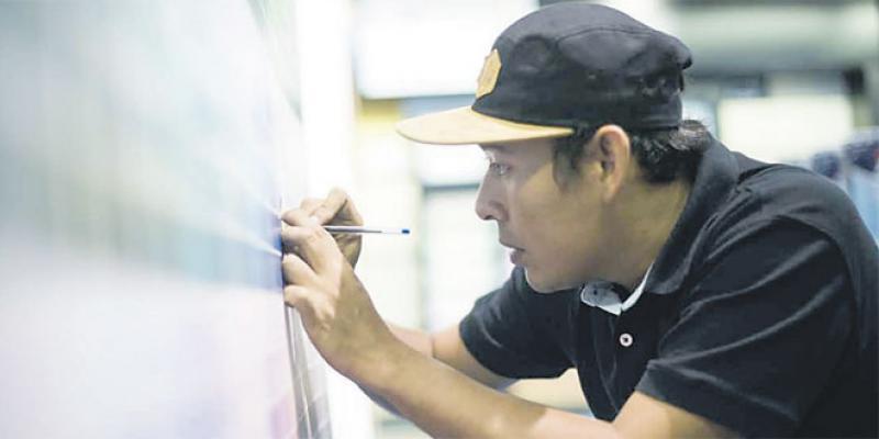 Jidar: La crème du street art dans la capitale